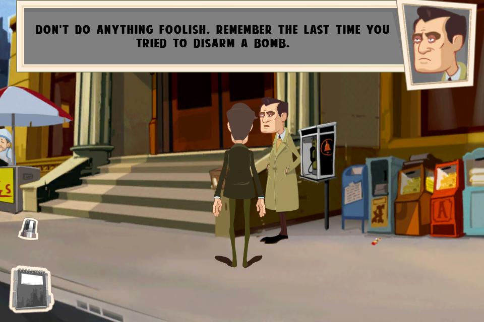 The Naked Gun (Full) screenshot 1