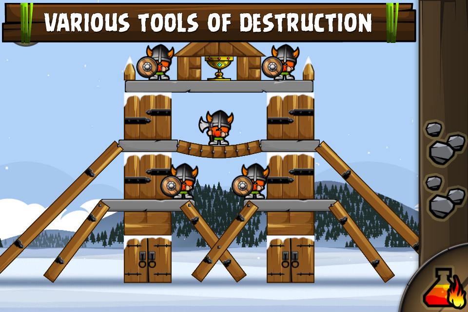 Siege Hero Free screenshot #3