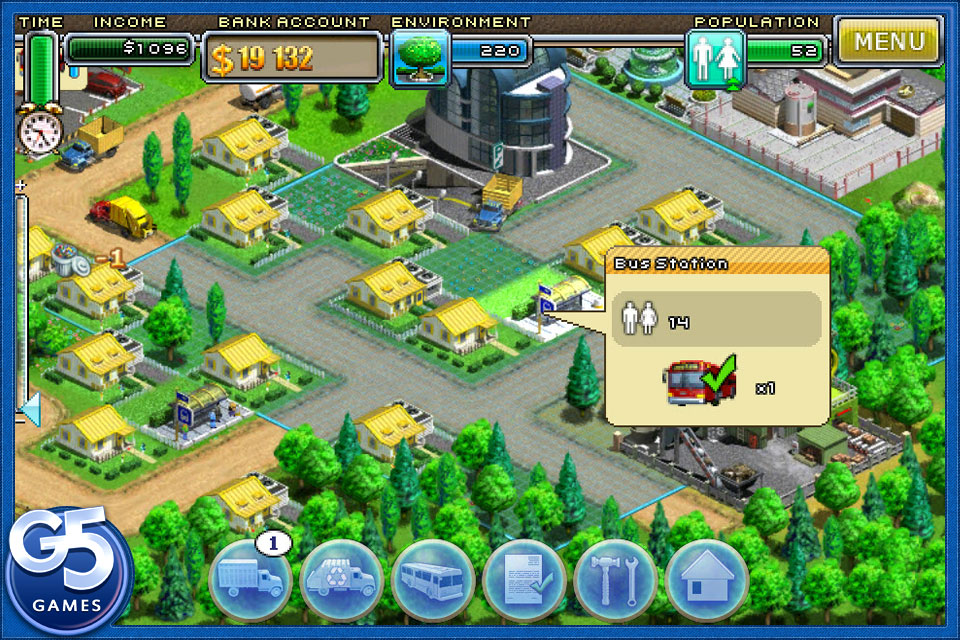 Virtual City Free screenshot 2