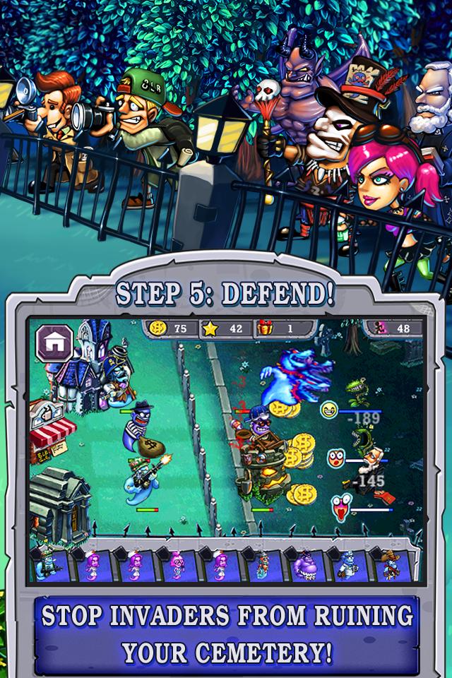 Ghost Harvest screenshot #5