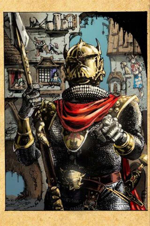 City of Thieves screenshot #3