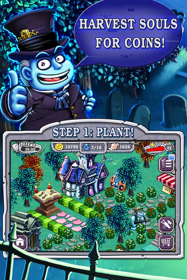 Ghost Harvest screenshot 1