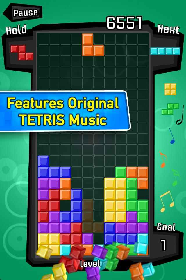 TETRIS® screenshot #4