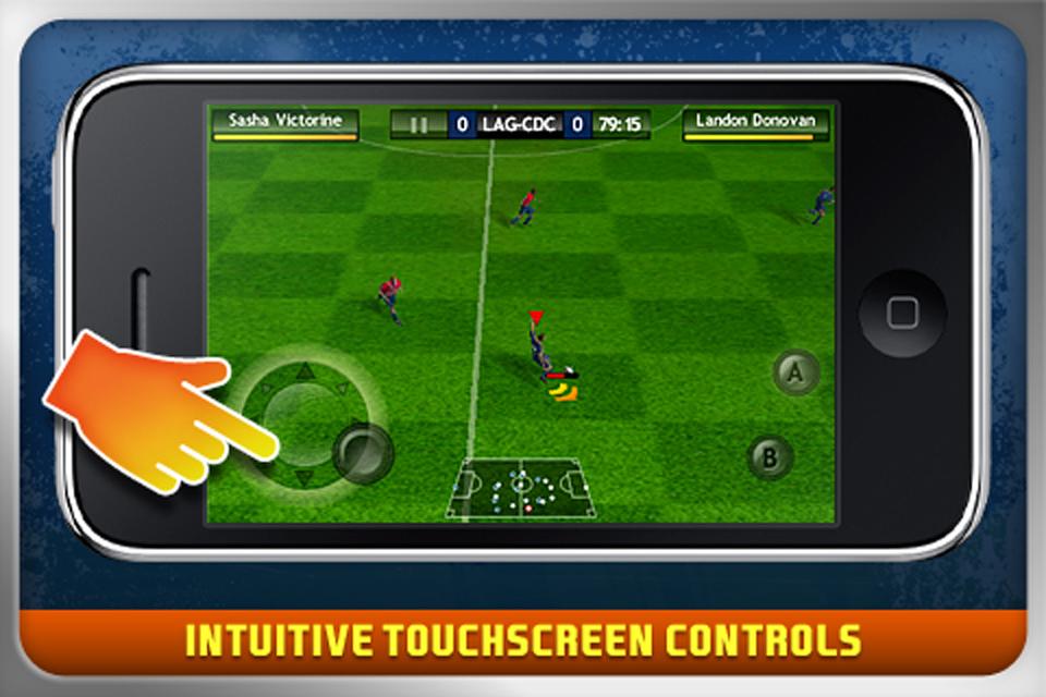FIFA 10 by EA SPORTS™ screenshot #5