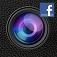カメラ+Facebook