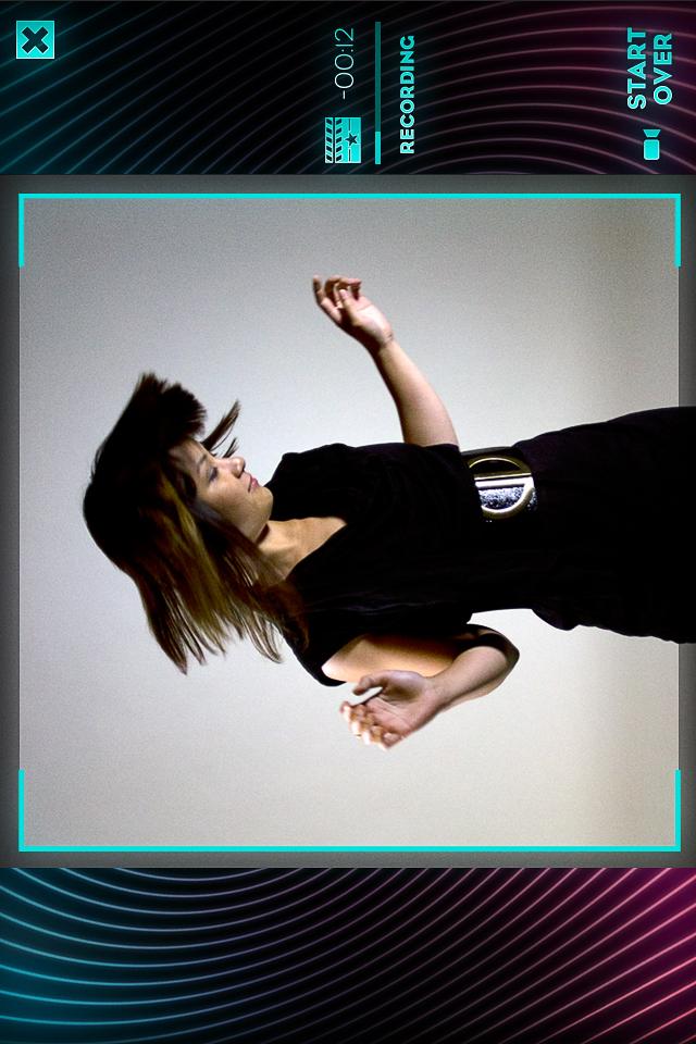 DANCE CENTRAL 2 : DANCE*CAM screenshot 2
