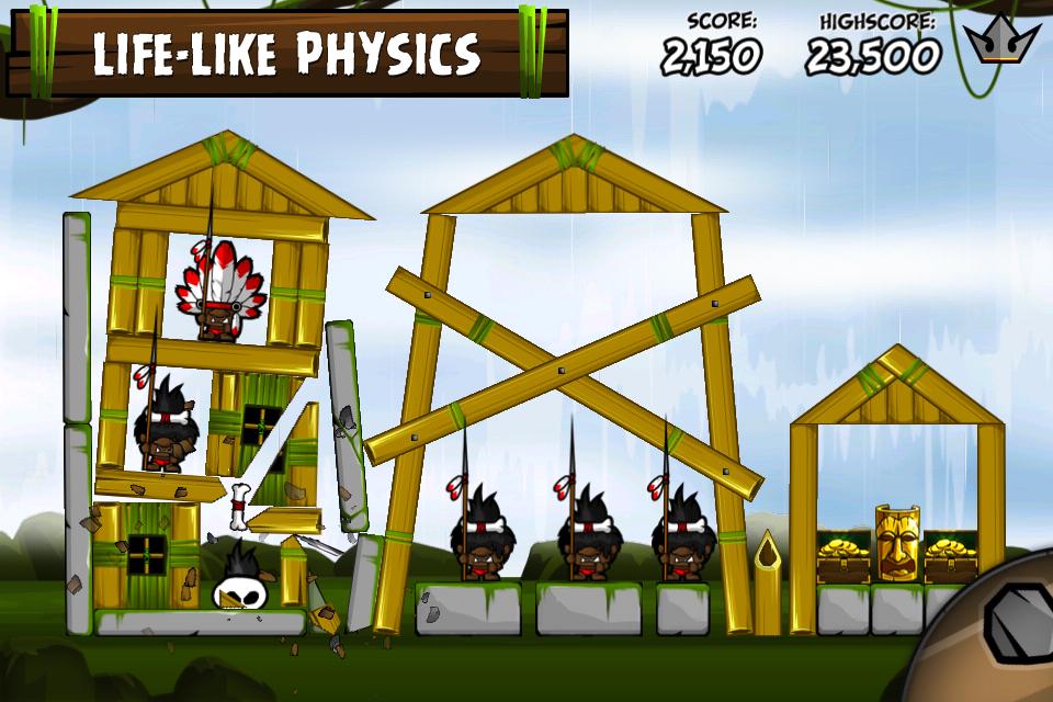 Siege Hero Free screenshot #4