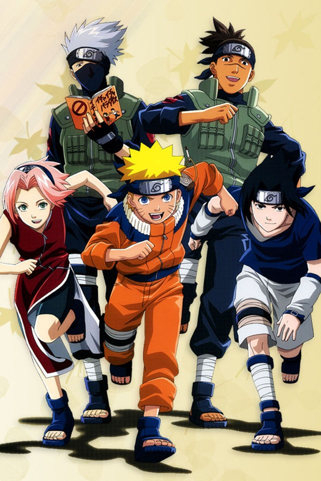 Naruto Wallpapers HD | iPhone Photo & Video apps | by Shang Yu WU