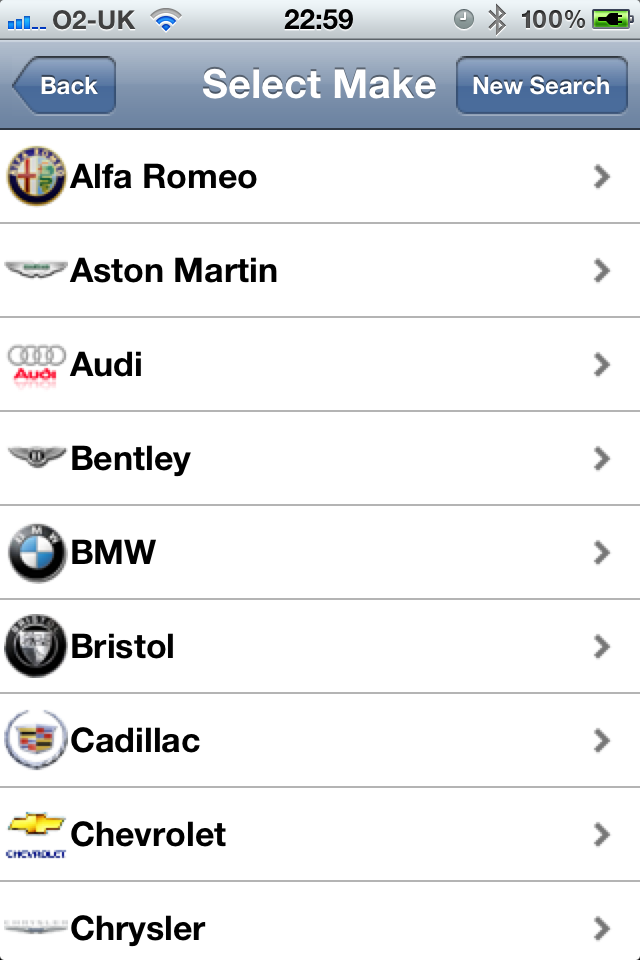 Check Car Value And Valuations With Hpi Apps 148apps