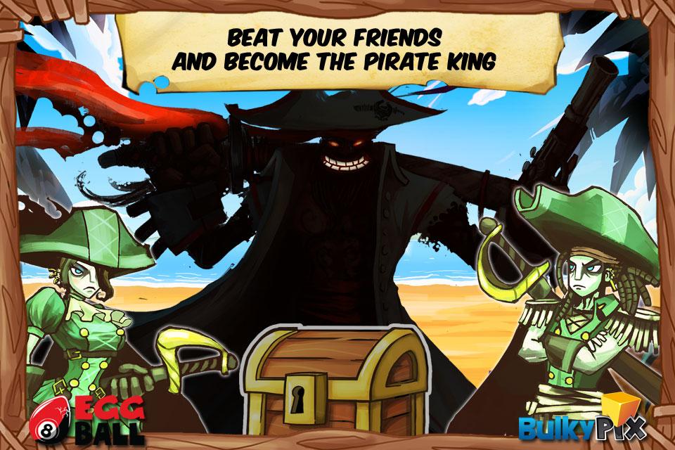 The Pirate King ! screenshot #5