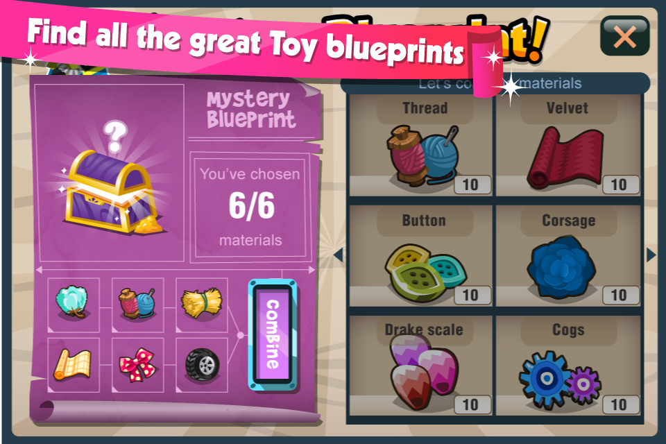 Toy Factory™ screenshot #2