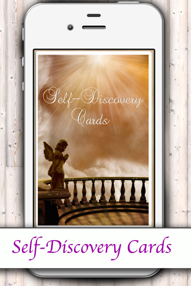 Self-Discovery Cards - Daily Guidance and Messages from Your Inner Self screenshot 1