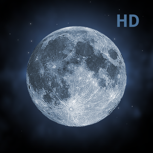 Learn About The Moon With Deluxe Moon HD