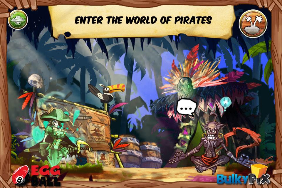 The Pirate King ! screenshot #2