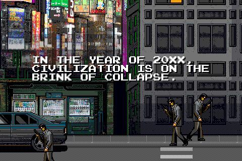 Moral Decay screenshot 1