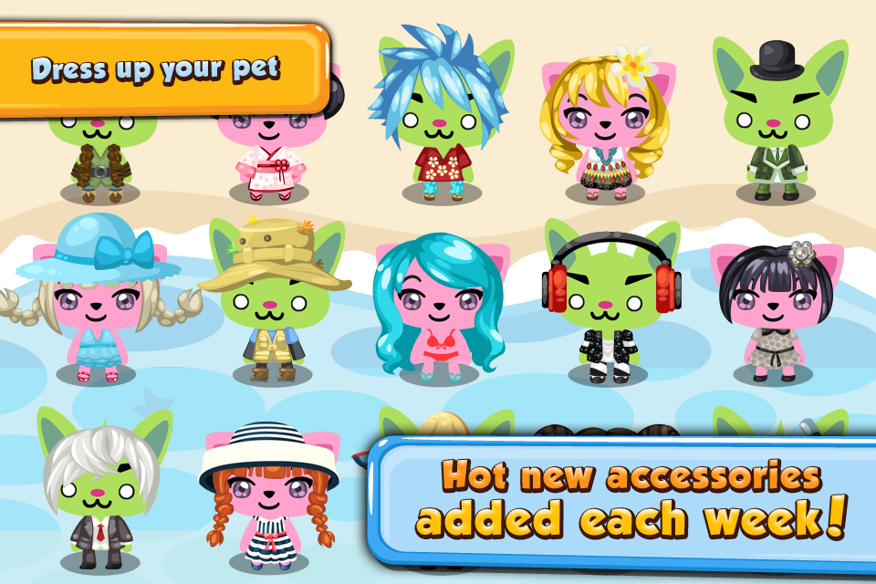 Pet Society Vacation screenshot 3