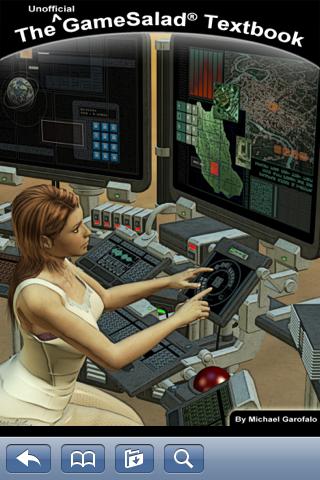 An Unofficial GameSalad Textbook screenshot 1