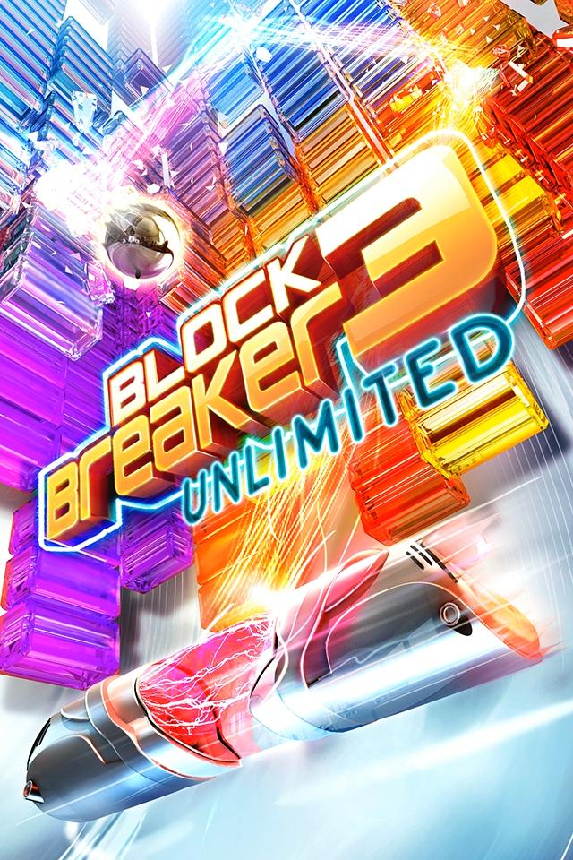 Block Breaker 3 Unlimited screenshot #1