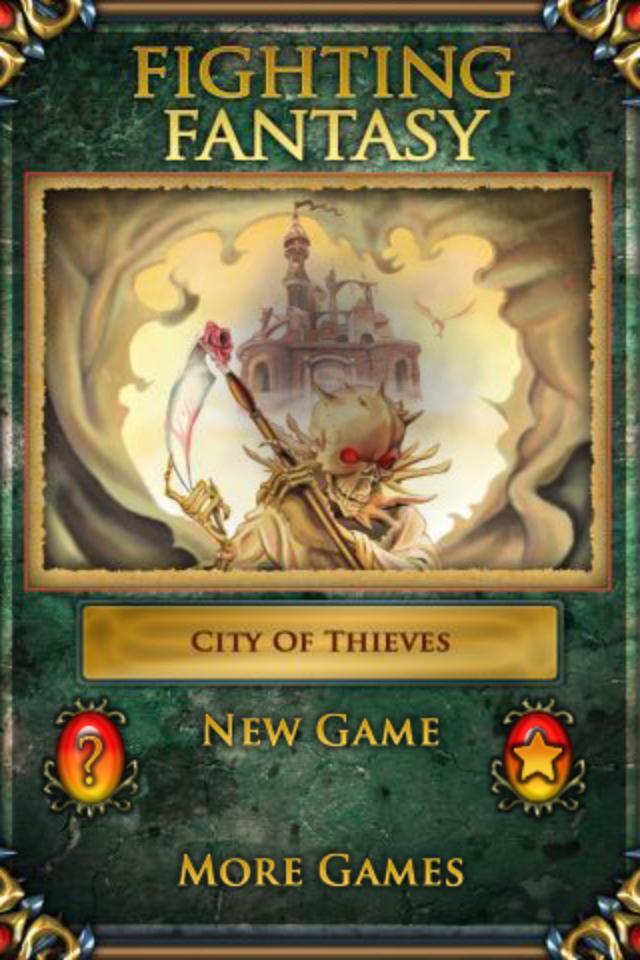 City of Thieves screenshot #1