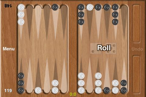 Backgammon screenshot 5