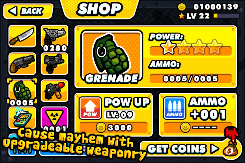 Monster Mayhem™ screenshot #4