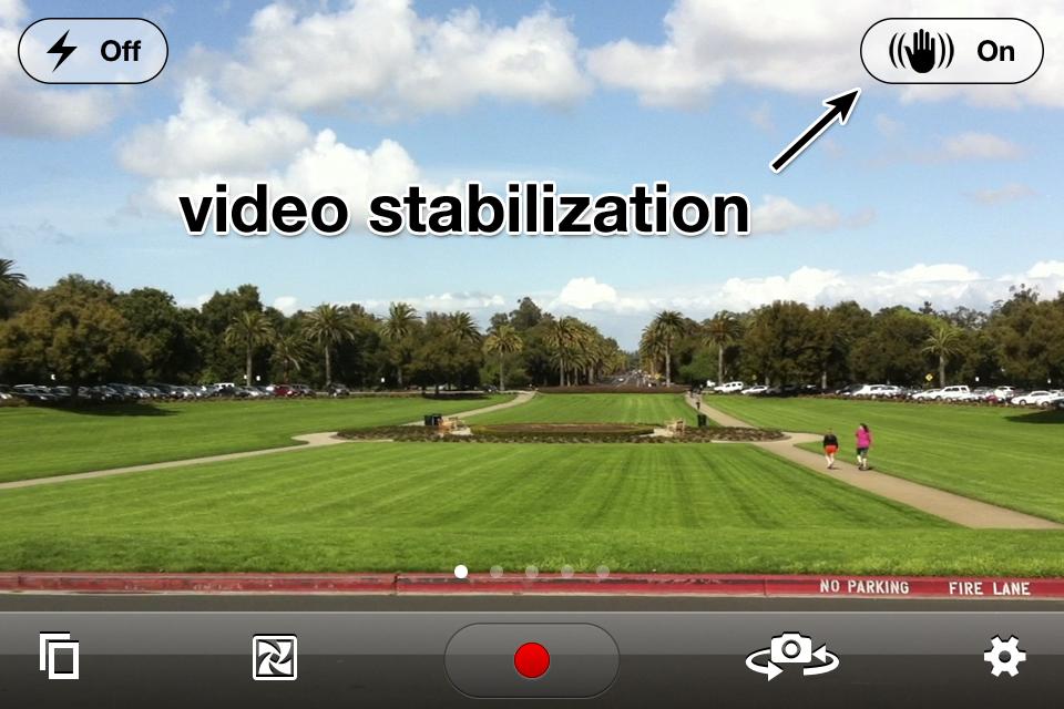 Luma Video Camera screenshot 2