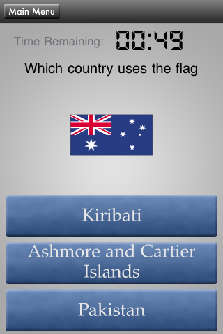 HowToSolve – World Flags Pop Quiz Screenshot