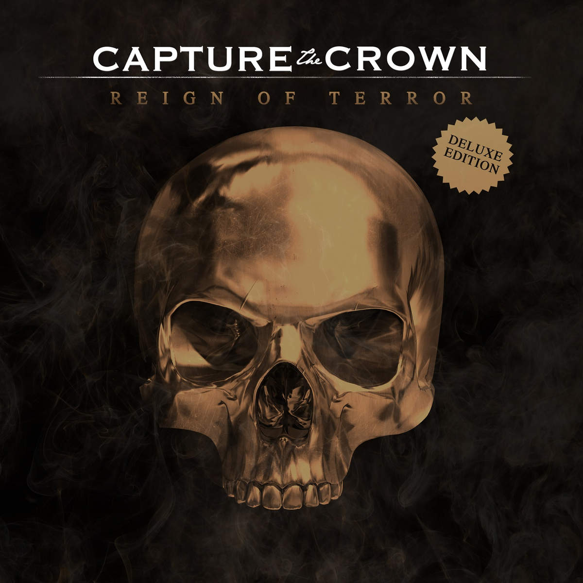 Capture the Crown - Reign of Terror (Deluxe Edition) (2015)