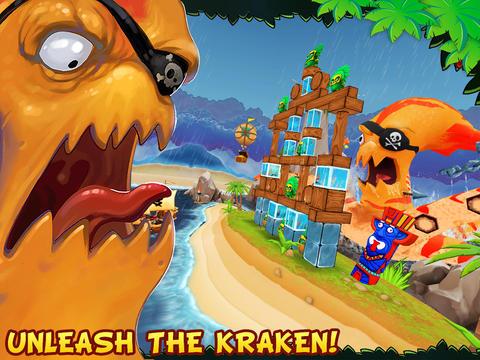 Potshot Pirates screenshot 8