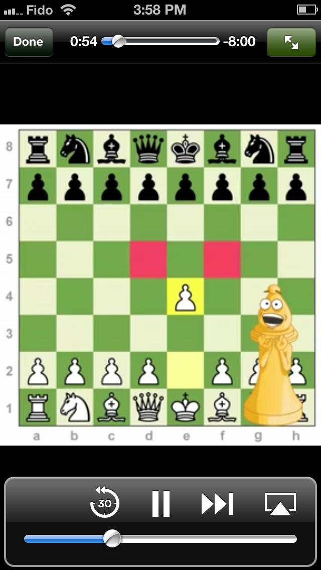 Chess for Kids - Play & Learn screenshot 5
