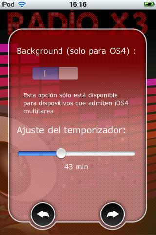 Las Radios de Colombia - X3 Colombia Radio screenshot 4