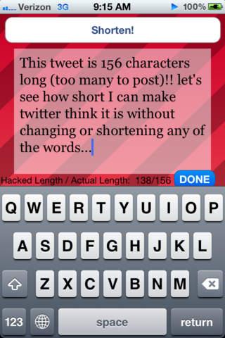 Mocking Bird for Twitter screenshot 1