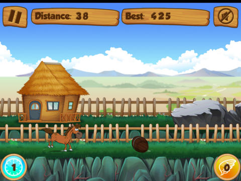 Stupid Dumb Horse Derby Race Pro screenshot 6