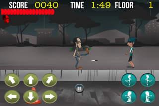 iWar Town Fighter screenshot 5