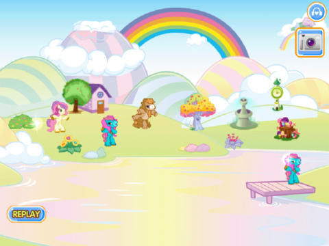 Pony Land Decoration screenshot 7