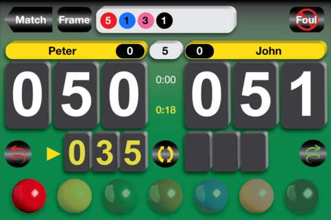 Snooker Pal - náhled