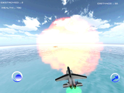 Sky Raid 3D screenshot 6