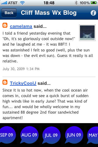 Cliff Mass Weather Blog screenshot 5