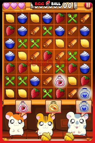 Hamtaro - Little Hamsters, Big Adventures screenshot 3