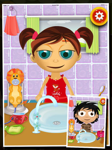 Baby Day Care - Kids Game screenshot 8