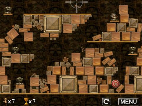 Ragdoll Blaster 2 HD screenshot 3