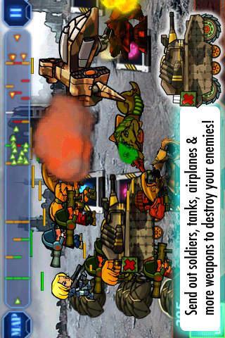 US Warfare: First Encounter screenshot 3