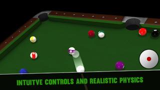 Pro Pool 3D screenshot 3
