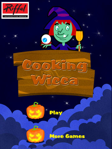 Cooking Wicca - HD screenshot 1