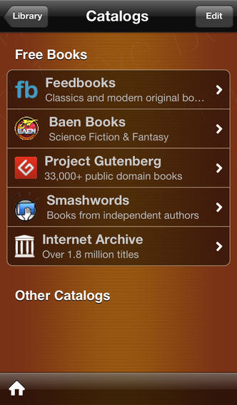 QuickReader – Speed Reading eBook Reader screenshot 4