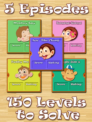 Ace the Chimp HD Lite screenshot 2
