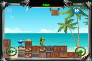 Tiny Pirate Smuggle Game screenshot 1