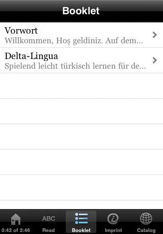Sprachkurs Urlaubs Türkisch screenshot 2