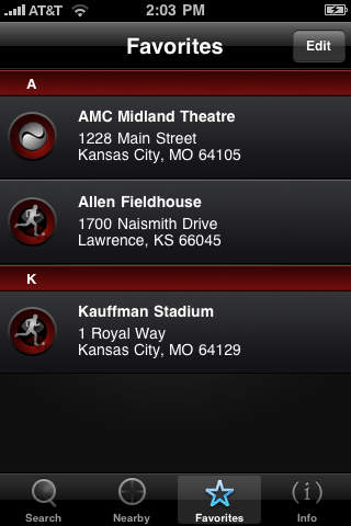 Venue Maps screenshot 3
