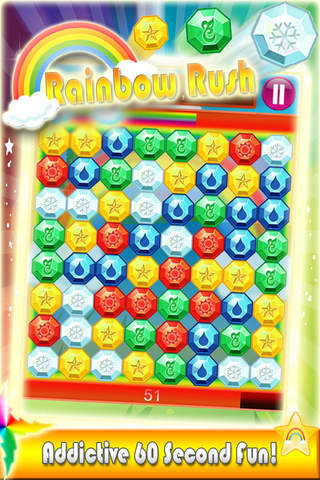 Rainbow Rush screenshot 1